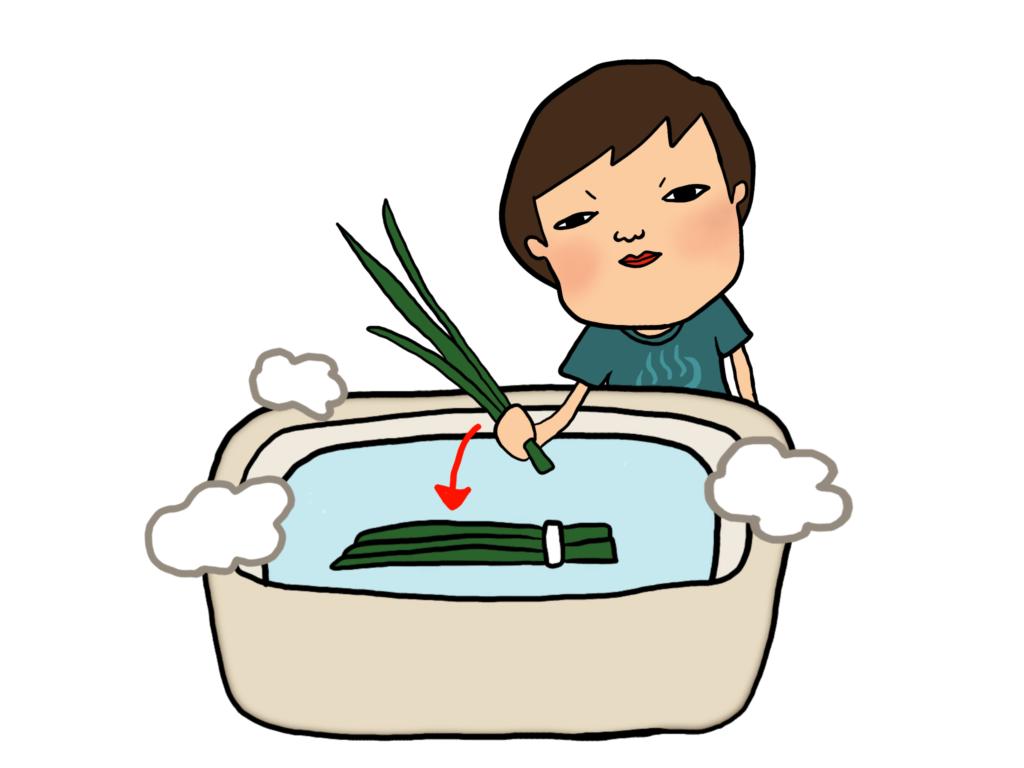 菖蒲湯(しょうぶゆ)の意味