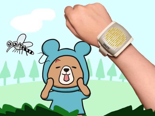 【虫除け】どこでもベープナンバーワンは蚊にめちゃくちゃ効く
